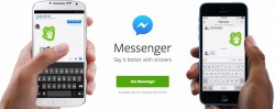 Facebook Messenger for iOS and Android has got New UI and Design