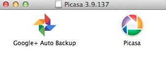 how to use picasa on mac