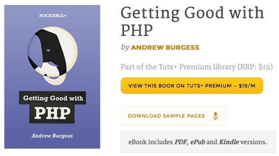 getting-good-php