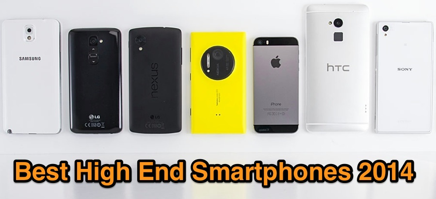 best-high-end-smartphones-2014