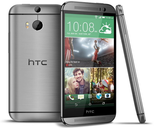 htc one m8 10 Best High End Smartphones to Buy