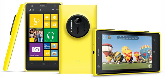 nokia lumia 1020 10 Best High End Smartphones to Buy