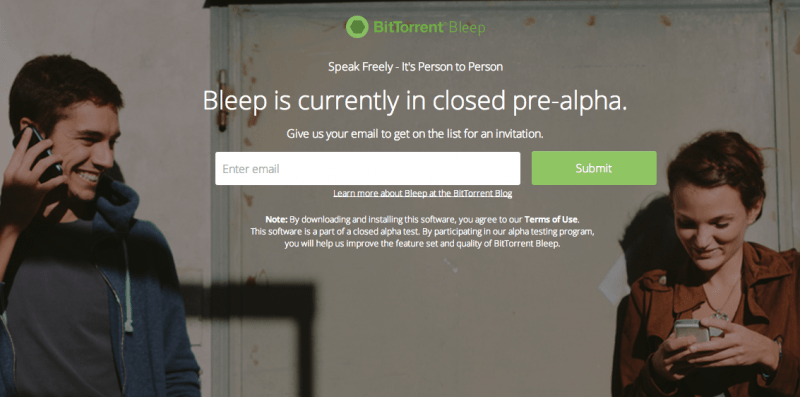 bleep-bittorrent-chat