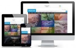 Verge WordPress Theme Clone Rexus by Theme Junkie