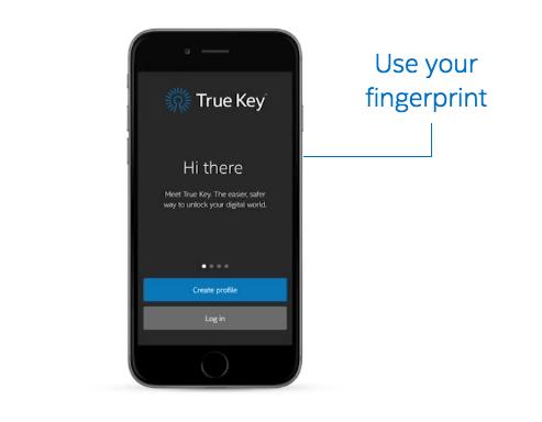 truekey password manager download