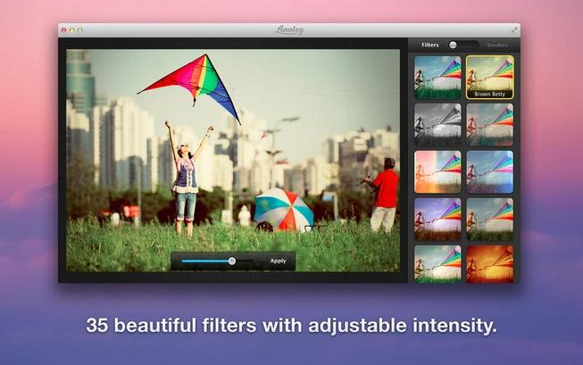 analog-mac-app
