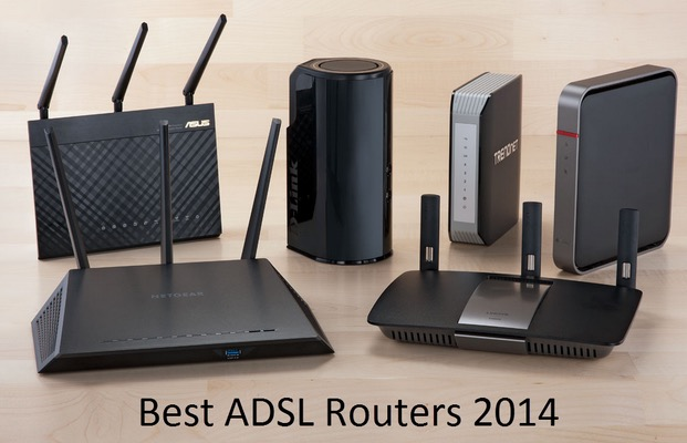 best-adsl-routers-2014