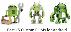 best-custom-roms-android