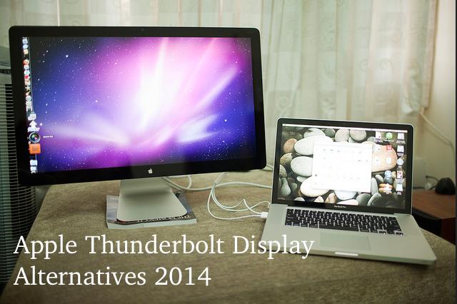 Apple Thunderbolt Cinema Display Alternatives 2017