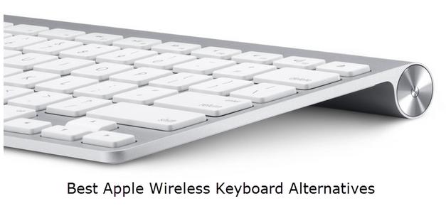 Best Apple Wireless Keyboard Alternatives