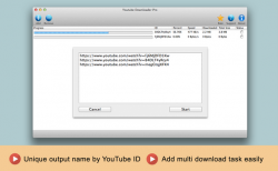 Youtube Downloader Pro for Mac OS X at 40% Discount