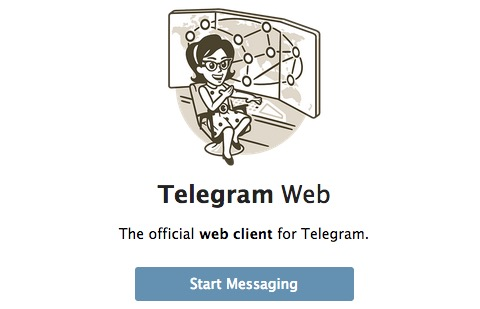 telegram-web-messenger