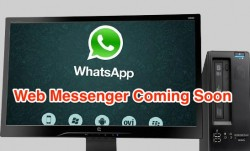 WhatsApp Web Messenger, Work Under Progress?