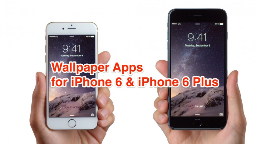 Best Apps To Get IPhone 6 And IPhone 6 Plus Wallpapers