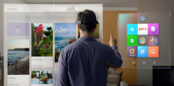 Microsoft HoloLens an Augmented Reality Headset [Video]