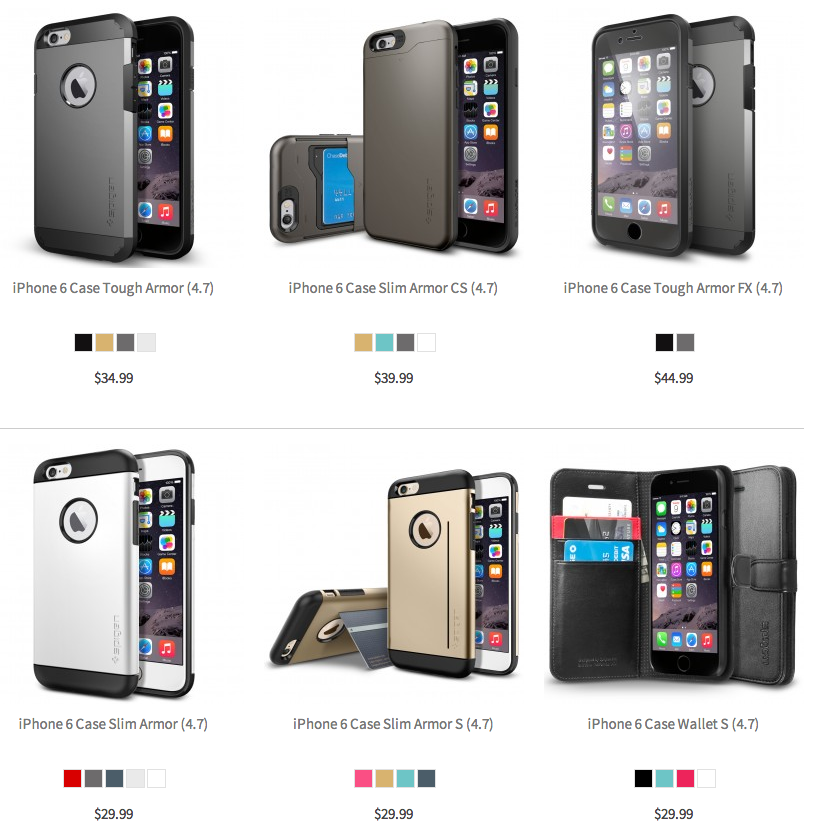 iphone case brands best iphone 6 cases and covers from popular brands 7365