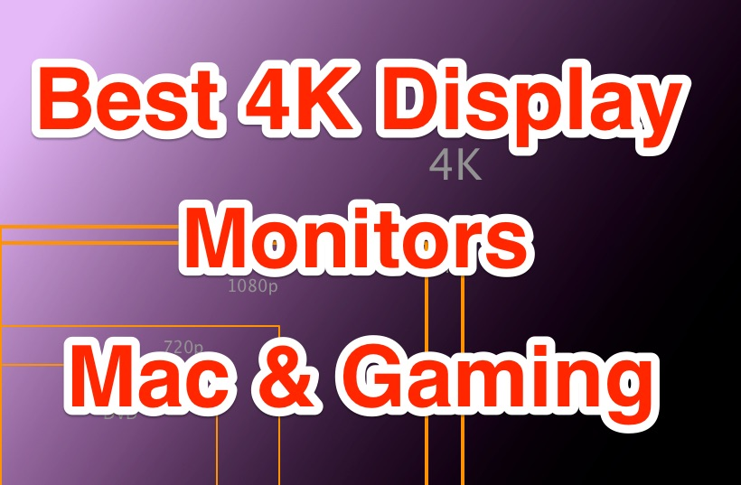 best-4k-display-monitors