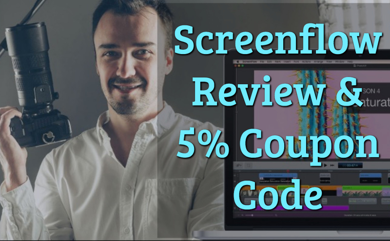 new screenflow review coupon codes