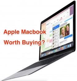 Is the New Apple Macbook 2015 Model Worth Buying?