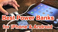 Best External Battery Power Banks for iPhone and Android Mobiles