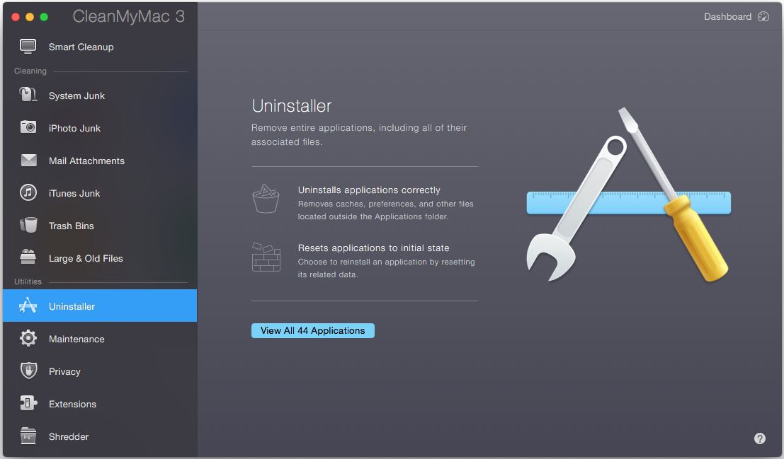 cleanmymac-3-review-uninstaller