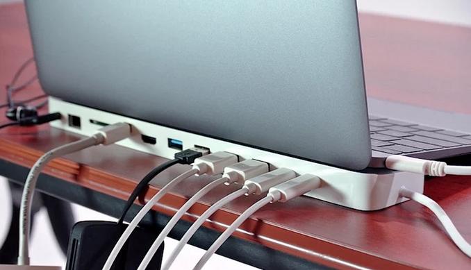 macbook accessories hydradock usb