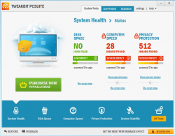 Tweakbit PCSuite Review and 25% Coupon Code