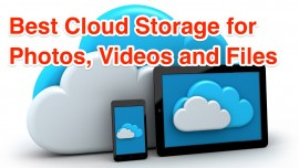 best cloud storage for photos and videos
