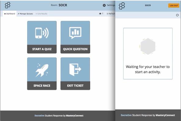 socrative online assessment exam tool