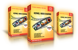 kernel video sharing review