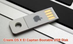 How to Create OS X El Capitan Bootable USB Disk?