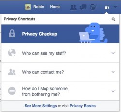 facebook search privacy tips