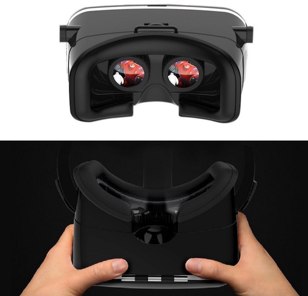 afunta 3d virtual reality glasses