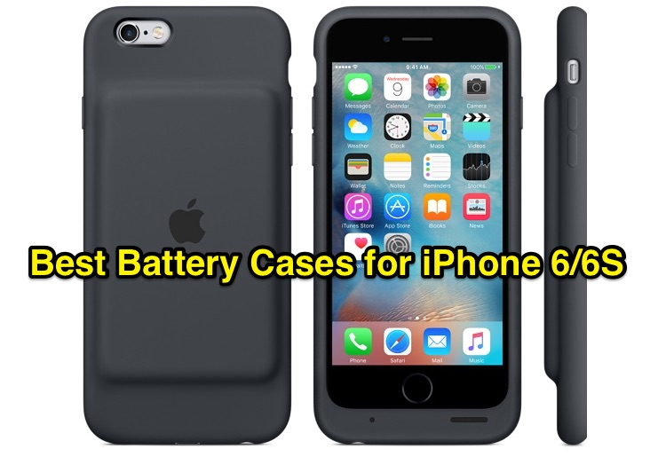 best battery cases for iPhone
