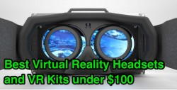 Best Virtual Reality Headsets, VR Kits for Movies under $100