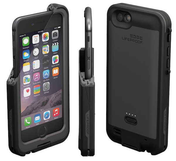 lifeproof battery case iphone