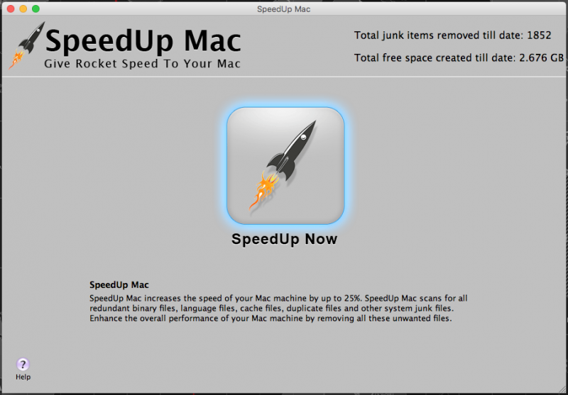 stellarinfo speedup mac review