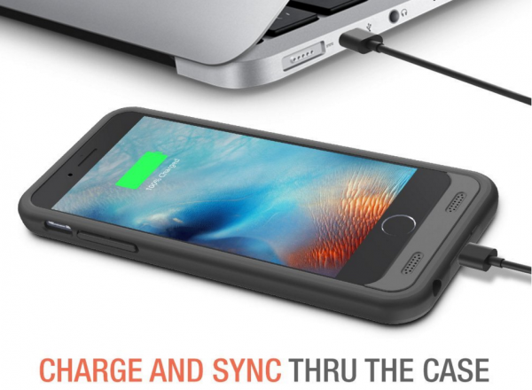trianium battery case iphone
