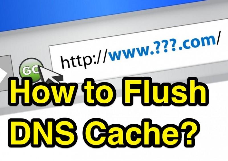 how to flush dns cache mac windows ubuntu