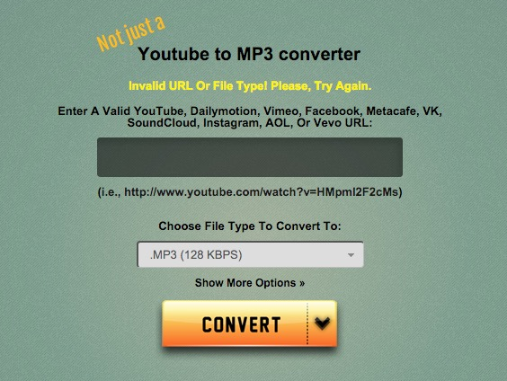 How to Download Youtube Video to MP3 320kbps HD Audio?