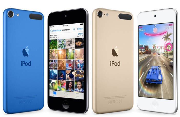 ipod touch design new