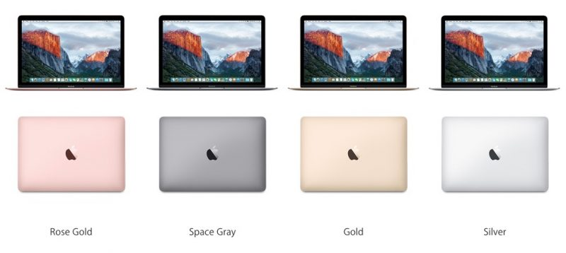 Apple Macbook 12 Inch Gets Skylake Processor Ram And