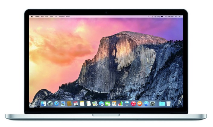 macbook pro retina model 2015
