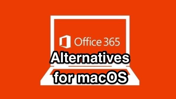 microsoft office 365 alternatives