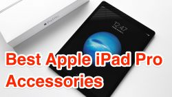 Best iPad Pro 9.7 and 12.9 Inch Accessories for Productivity