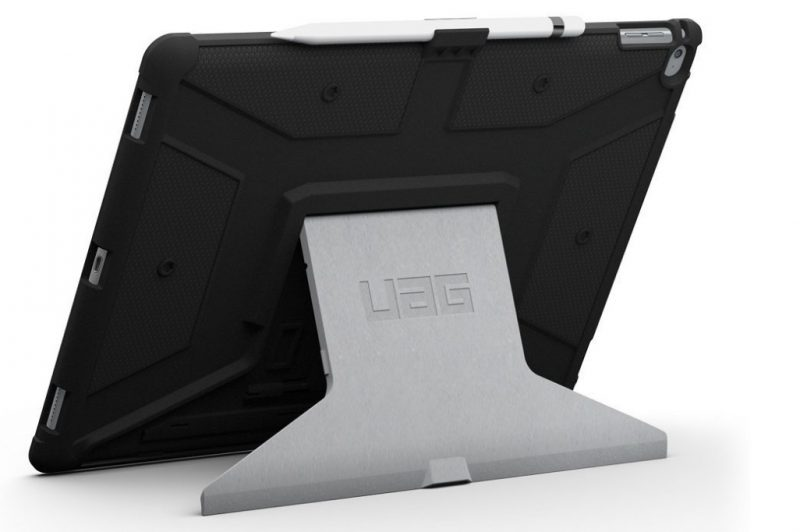 uag ipad pro military case stand