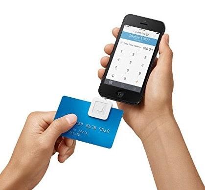 square credit card reader iphone
