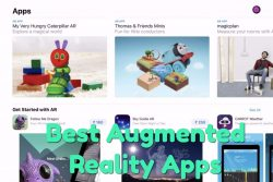 Best Augmented Reality (AR) Apps for iPhone and iPad