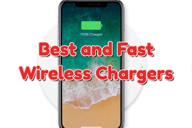 best fast wireless chargers
