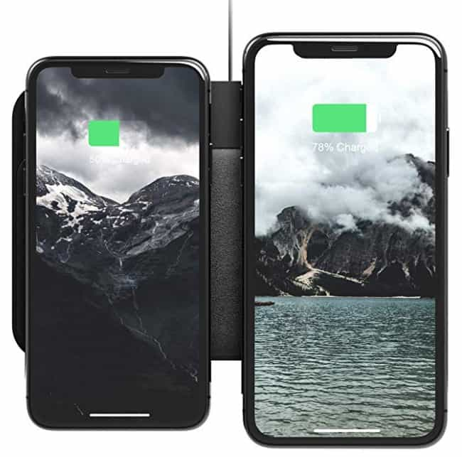 nomad wireless charger iphone android